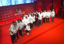 Premiados en la gala Guía Michelín España y Portugal 2020