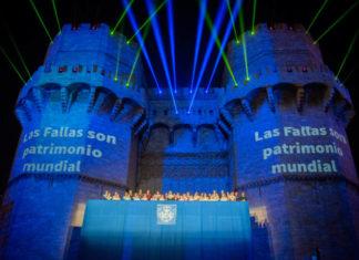 Tercer Aniversari Patrimoni Fallas Unesco