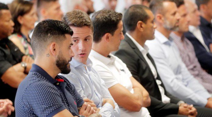jugadores Levante y Zaragoza