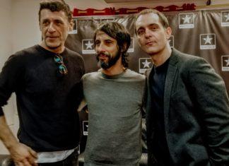 Pedro Alonso y Nacho Fresneda son los protagonistas de 'El silencio del pantano', un thriller rodado en Valencia sobre el narcotráfico y la corrupción