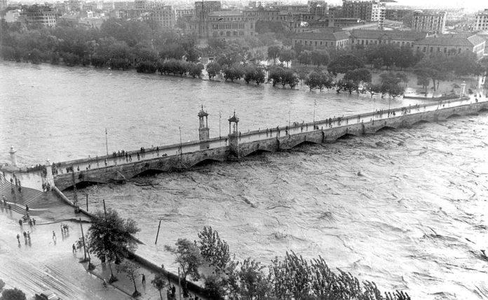 64 años de la riada de Valencia, la gran catástrofe que asoló la capital del Turia