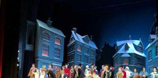 Representación del mítico Cascanueces en Navidad