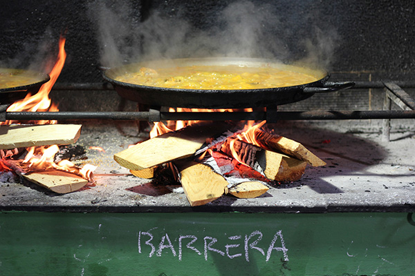 Imagen de la web Las Bairetas