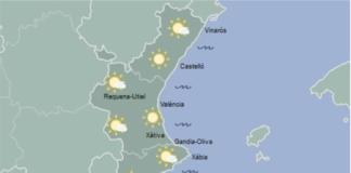 El tiempo en Valencia   Comunidad Valenciana