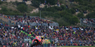 Circuit Ricardo Tormo de Cheste.