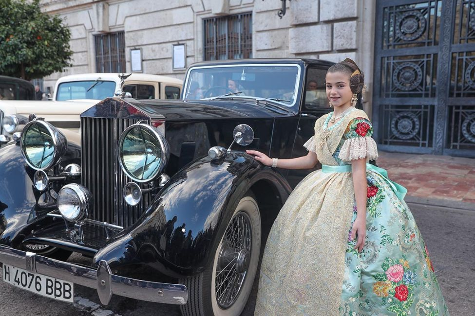 traje Carla García Pérez
