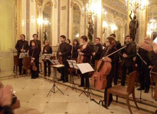 Imagen de la Orquesta y Coro Palacio de Dos Aguas