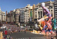 Las Fallas de Valencia bajo amenaza por el coronavirus