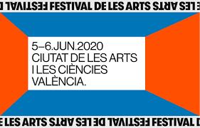 Cartel del Festival de les Arts 2020