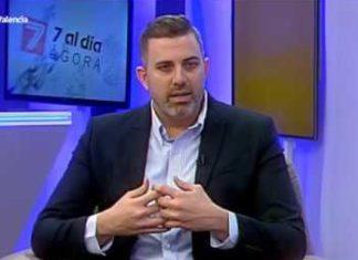 El diputado de Turismo de Valencia Jordi Mayor