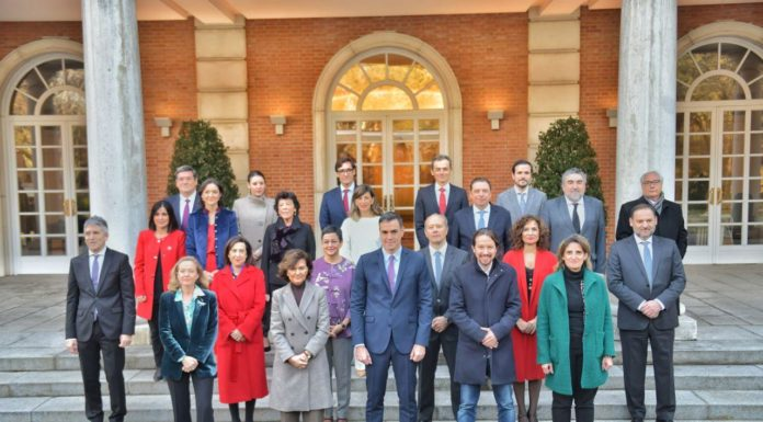 ministerios España