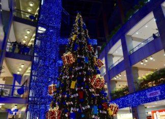 Centros de ocio como Aqua abren en Navidad.