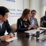 """María José Catalá critica la dimisión de Fuset: """"Ha pasado a un estado de vacaciones pagadas"""""""