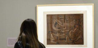 Picasso se despide de Valencia