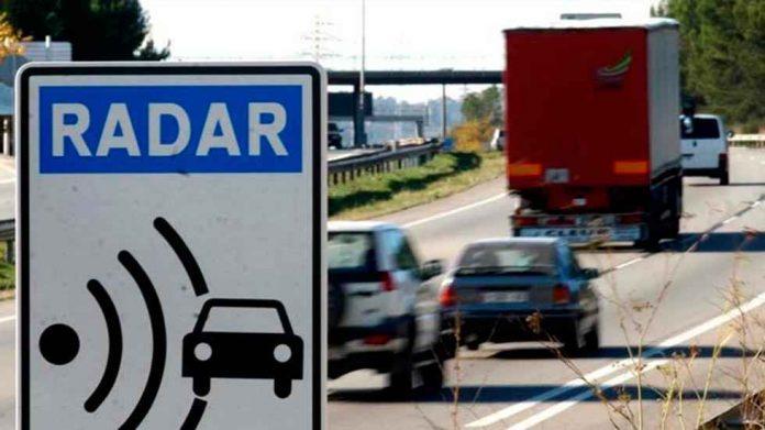 La DGT desvela la ubicación de los radares en las carreteras valencianas