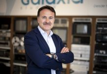 Giuseppe Grezzi en los estudios de 7 Televalencia.