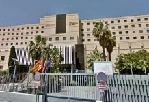 coronavirus Hospital Peset Valencia