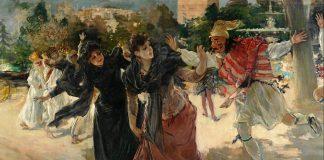 Carnaval en la Alameda