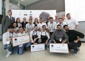 Participantes del III Concurso Gastronómico Valenciano de la Trufa de Andilla