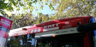 La EMT condenada a pagar 61.000 euros a una pasajera