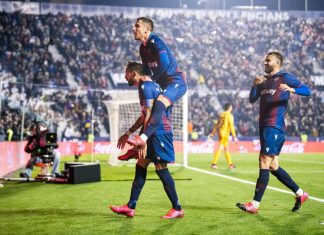 Fotos: Levante UD / partido contra el Real Madrid