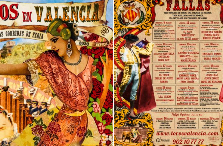 Consulta el cartel de toros de la Feria de Fallas 2020