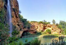 ruta del agua en buñol -Foto:3enruta
