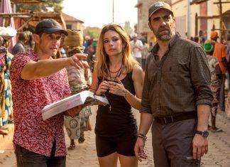 Anna Castillo y Luis Tosar en Adú