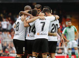 triunfo del Valencia Cf