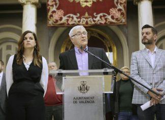 El Ayuntamiento de Valencia apuesta por quemar las Fallas