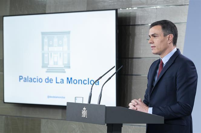Sánchez movilizará 200.000 millones de euros contra la crisis del coronavirus