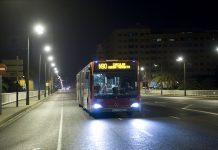 bus nocturno