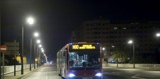 autobuses nocturnos