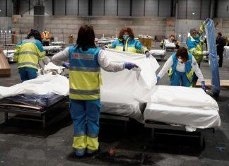 España ya es el segundo país con más muertos por coronavirus