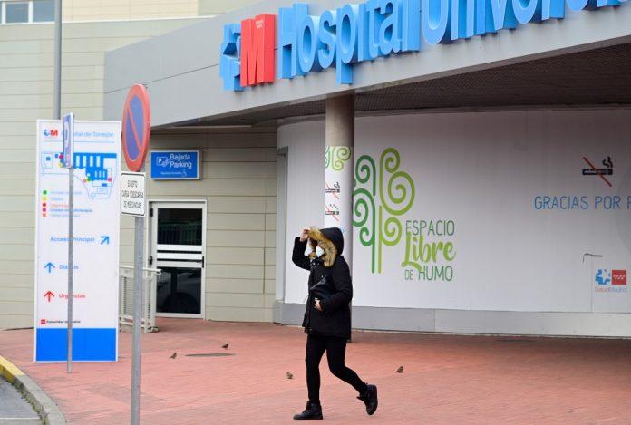 síntomas coronavirus Madrid