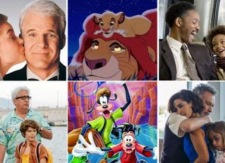 6 películas de padres e hijos para ver en el Día del Padre
