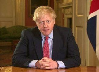 Boris Johnson da positivo en coronavirus