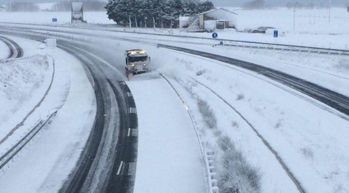 La Comunitat Valenciana en alerta por lluvias y nieve