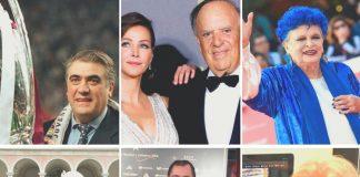 Seis famosos que han muerto por culpa del coronavirus