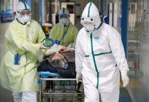 Hospital de Wuhan Reuters