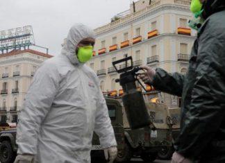 España bate récord y supera los 100.000 contagios de coronavirus
