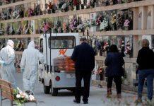 Sanitat permitirá a los valencianos despedirse físicamente de sus seres queridos