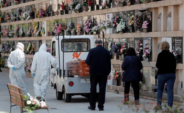 Piden no cobrar los gastos funerarios a los familiares de víctimas del coronavirus