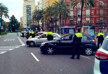 Valencia incrementa desde hoy los controles de confinamiento
