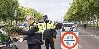 La Policía Local estudia vigilar a los contagiados por coronavirus para que no salgan a la calle