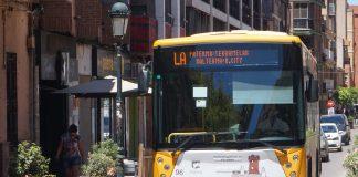 autobús municipal Paterna