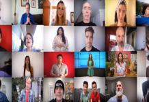 VÍDEO | Artistas internacionales latinoamericanos llaman a quedarse en casa por el coronavirus