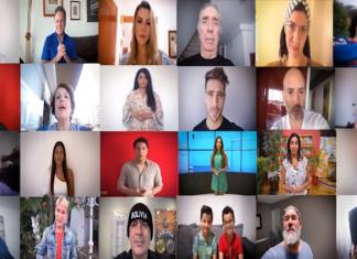 VÍDEO   Artistas internacionales latinoamericanos llaman a quedarse en casa por el coronavirus