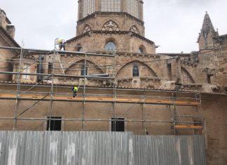 Catedral goteras