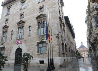 Mminutos de silencio Generalitat